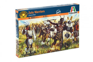 Italeri Zulu Warriors