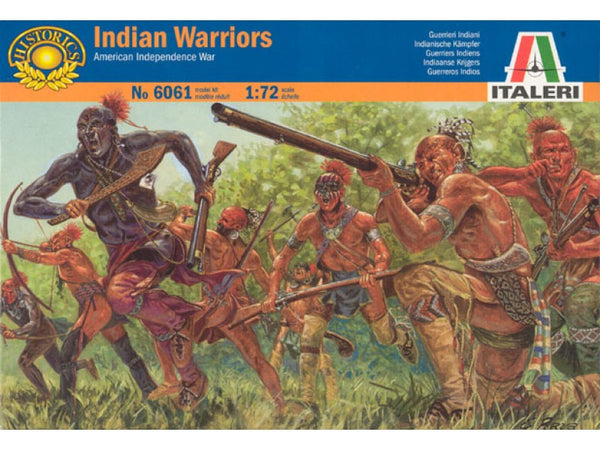 Italeri Indian Warriors