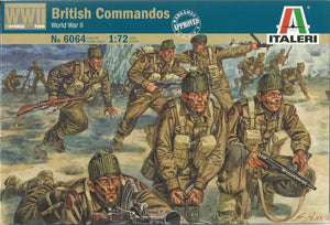 Italeri British Commandos