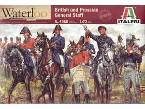 Italeri British and Prussian General Staff