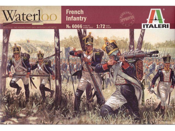 Italeri French Infantry