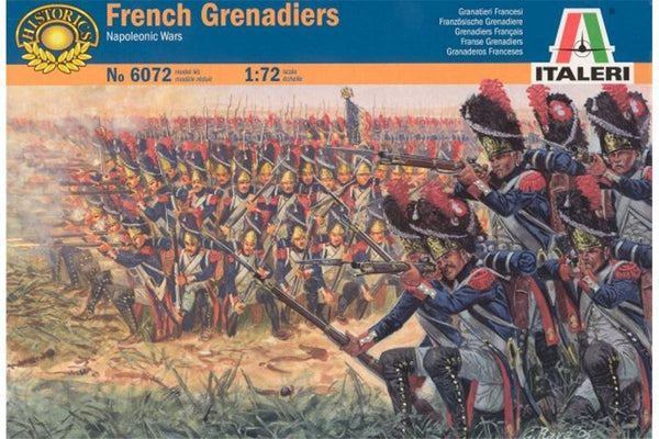 Italeri French Grenadiers