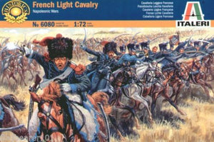 Italeri French Light Cavalry