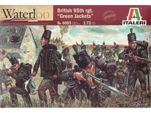 Italeri British 95th Rgt. 'Green Jackets'
