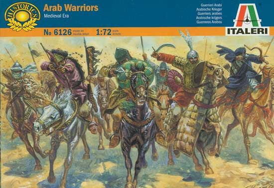 Italeri Arab Warriors