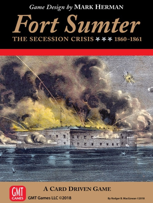 Fort Sumter The  Secession Crisis 1860  1861 - GMT