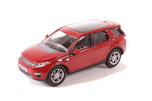 Oxford Diecast Land Rover Discovery Sport Firenze Red - 76LRDS002