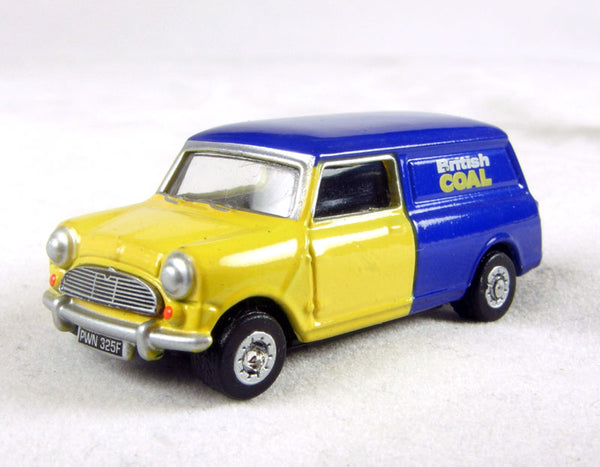 Oxford Diecast British Coal Mini Van - 76MV024