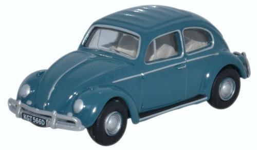 Oxford Diecast VW Beetle Gulf Blue - 76VWB007