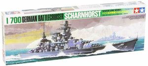 Tamiya German Battlecruiser Scharnhorst