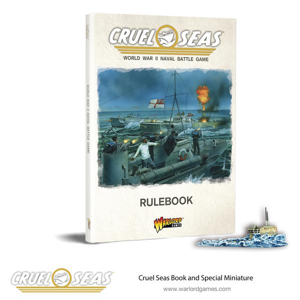 Cruel Seas Rulebook 1st edition