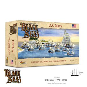 Black Seas: U.S. Navy Fleet (1770 - 1830)