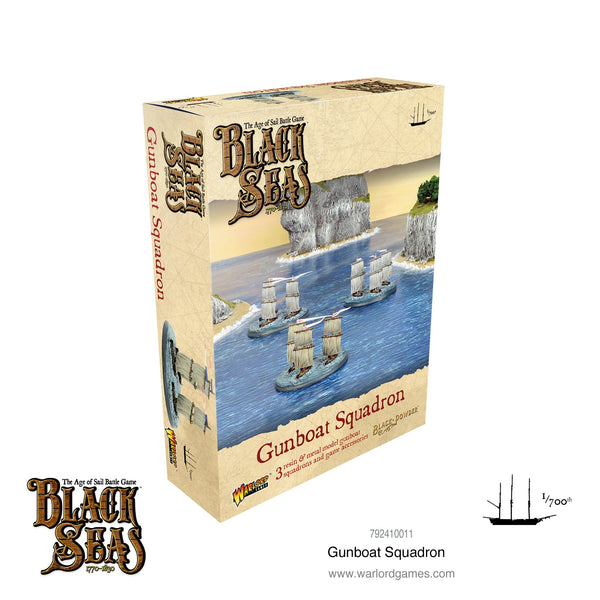 Black Seas: Gunboat Squadron
