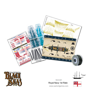 Black Seas: Royal Navy 1st Rate