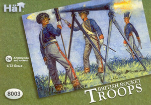 HaT 8003 British Rocket Troops