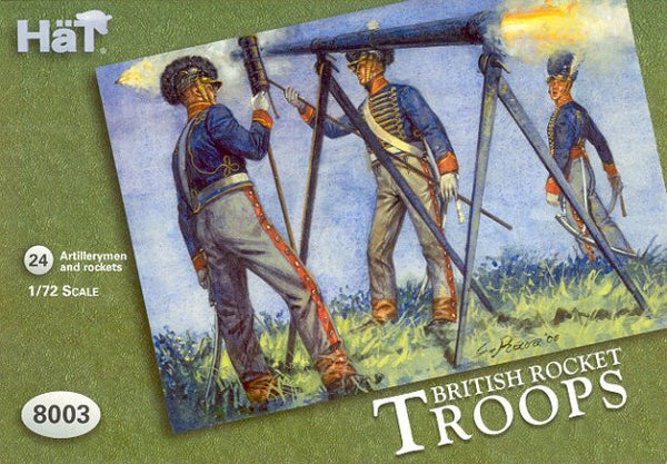 8003 British Rocket Troops