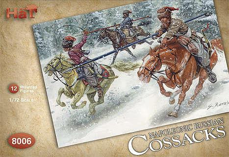 8006 Napoleonic Russian Cossacks