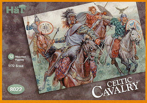 HaT 8022 Punic War Celtic Cavalry