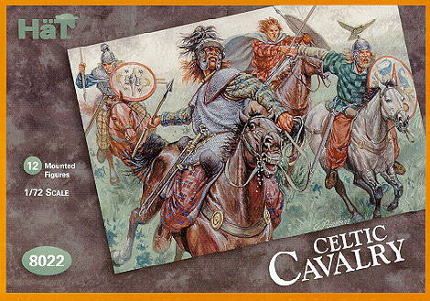 8022 Punic War Celtic Cavalry