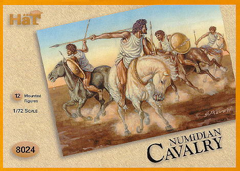 HaT 8024 Numidian Cavalry