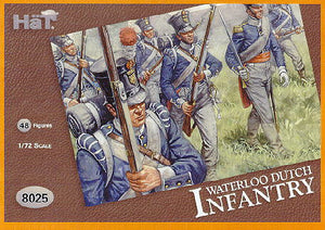 HaT 8025 Waterloo Dutch Infantry