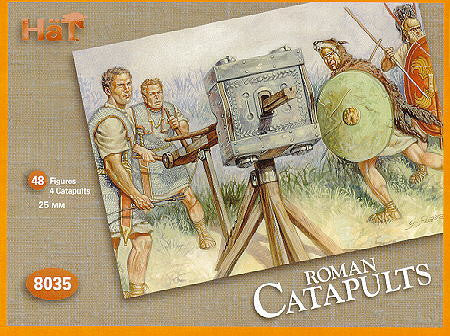 HaT 8035 Roman Catapults