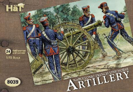 HaT 8039 Napoleonic French Line Horse Artillery