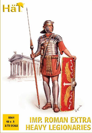 HaT 8064 Roman Extra Heavy Legionaries