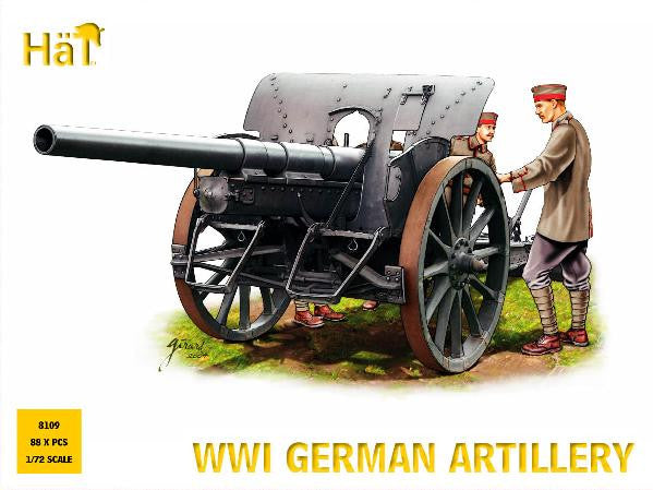 HaT 8109 WWI German Artillery