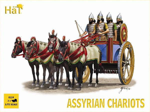 8124 Assyrian Chariots