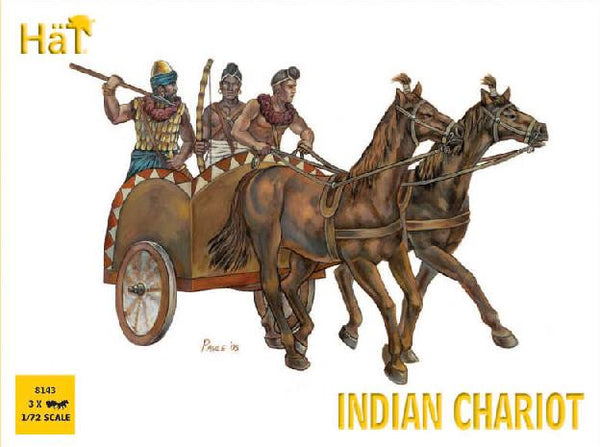 HaT 8143 Indian Chariot