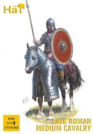 HaT 8183 Late Roman Medium Cavalry