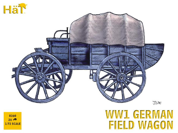 HaT 8260 WWI German Field Wagon
