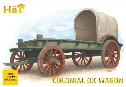 HaT 8286 Colonial Ox Wagon 1/72 Scale