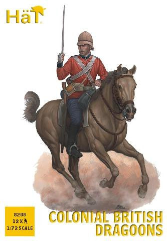 8288 Colonial British Dragoons