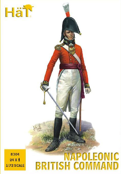 HaT 8304 Napoleonic British Command