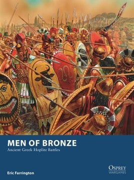 Osprey Wargame Rules Men of Bronze