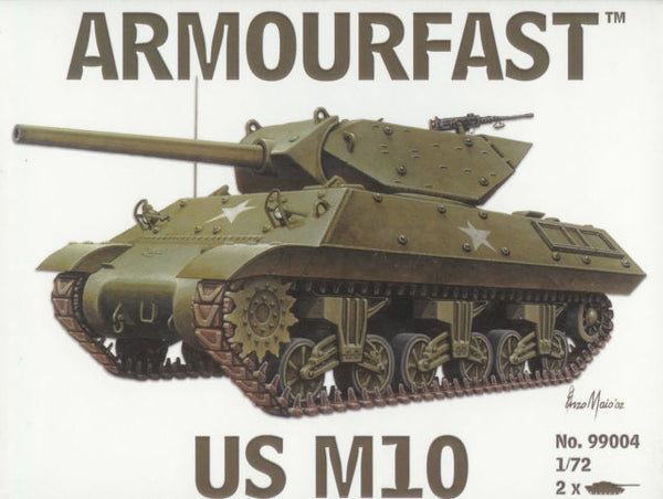 Armourfast 99004 M10 Tank Destroyer