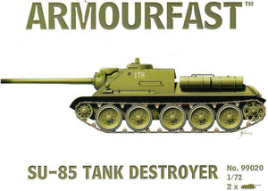 Armourfast 99020 SU-85 Tank Destroyer