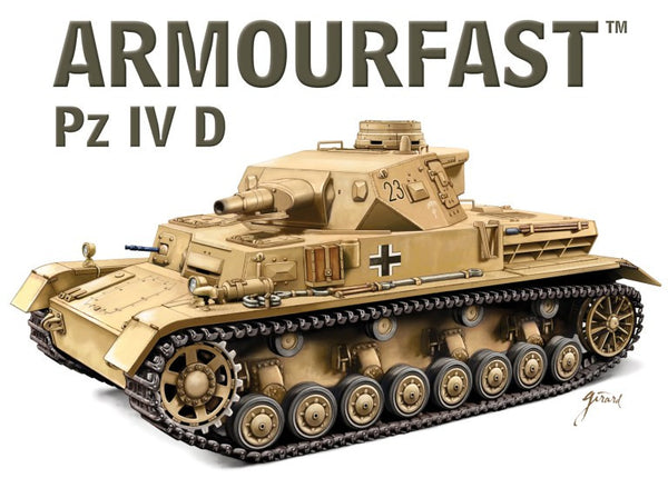Armourfast 99028 Pz IV D