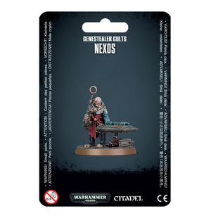 Genestealer Cults Nexos
