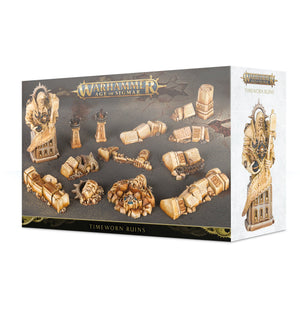 Dominion of Sigmar: Timeworn Ruins