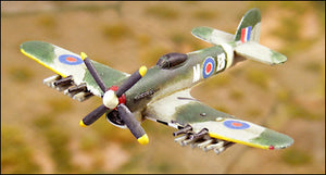 GHQ AC50 Hawker Typhoon