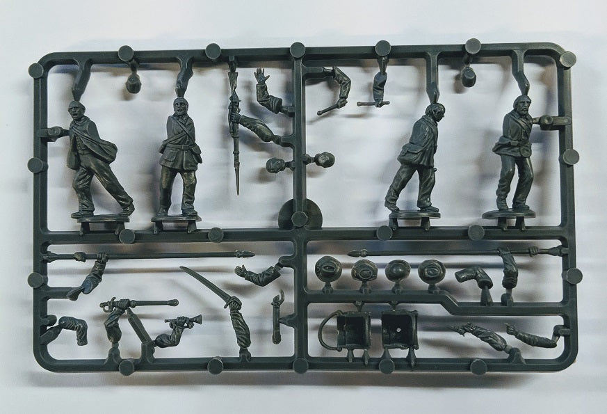 Perry Miniatures American Civil War Union 1861-1865 Command Sprue