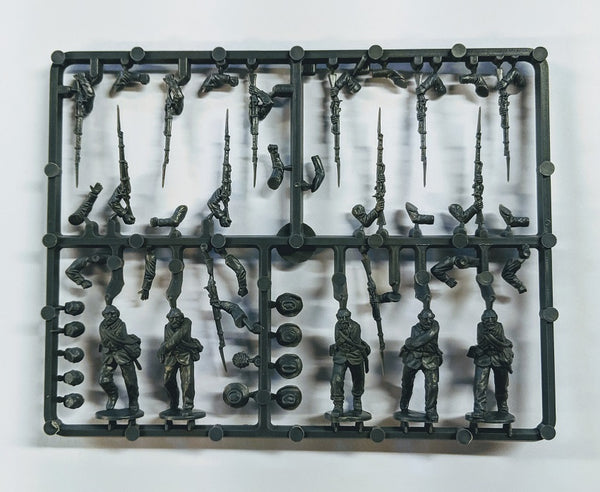 Perry Miniatures American Civil War Union Infantry 1861-1865 Sprue