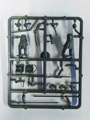 Perry Miniatures American Civil War Zouaves Command Sprue