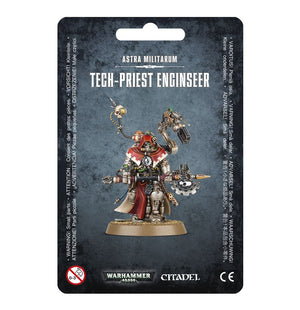 Adeptus Mechanicus Tech-Priest Enginseer