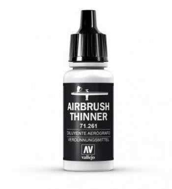Vallejo Model Air Airbrush Thinner (71.261)