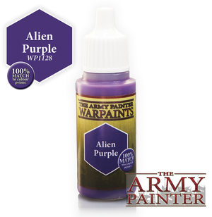Army Painter Acrylic Warpaint - Alien Purple