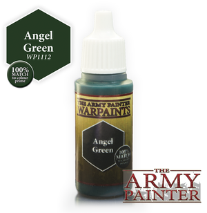 Army Painter Acrylic Warpaint - Angel Green
